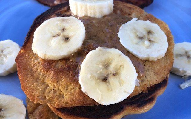 Paleo Vanilla Pancakes