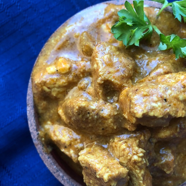 Indian Chicken Tikka Masala