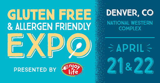 I'm headed to the Gluten Free & Allergy Friendly Expo 2018!