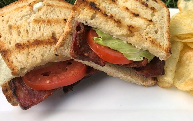 Classic BLT-with a Twist!