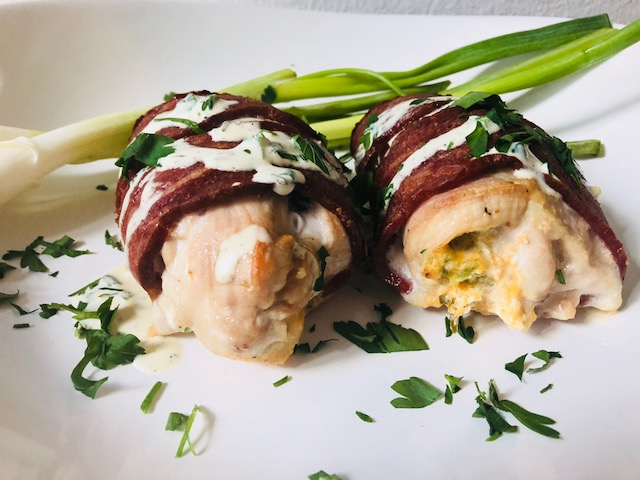 Jalapeno Popper Chicken