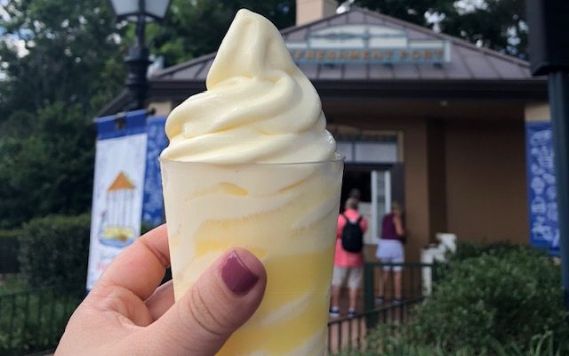Eating Gluten Free at Epcot's Food & Wine Festival