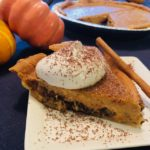 Dairy Free Pumpkin Cheesecake