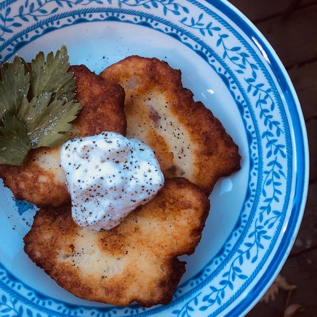 Paleo Potato Pancakes