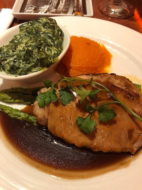 Eating Gluten-Free on Carnival Breeze- Frugal & Fit