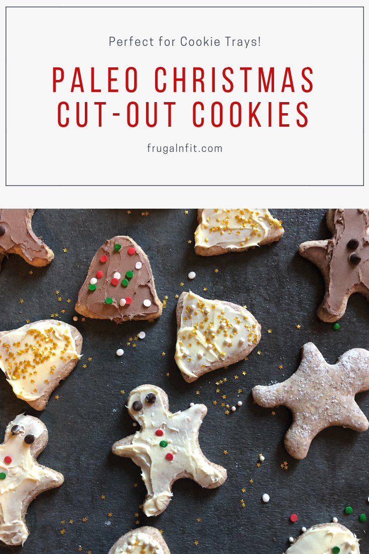 Paleo Christmas Cutout Cookies From Frugal Fit