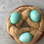 Gluten Free Easter Bread