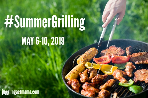 Welcome to #SummerGrilling Week!
