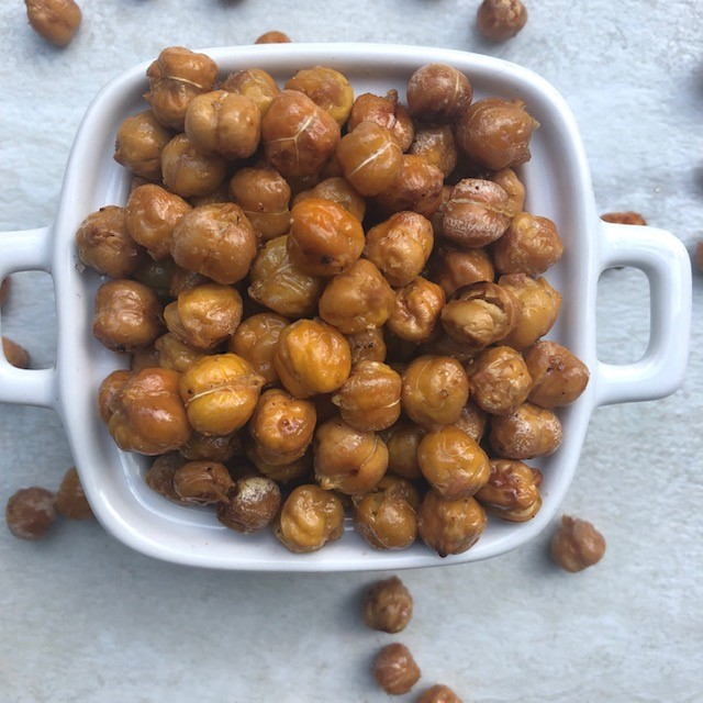 Vulcan Fire Roasted Chickpeas